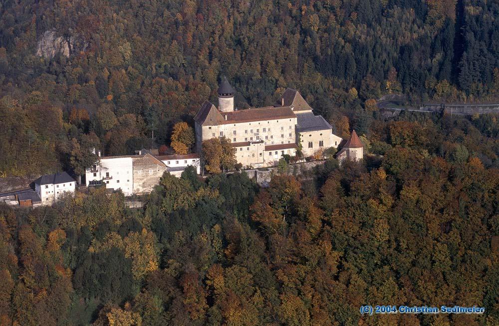 Burg Rannariedl OÖ