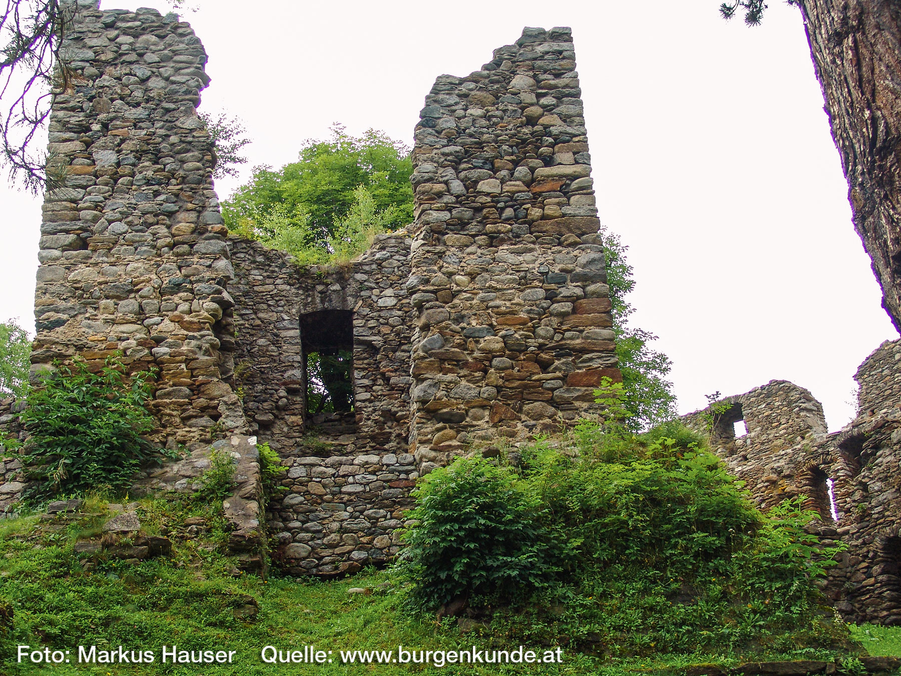 Burgruine-Gomarn-Bad-St-Leonhard-Kaernten-009