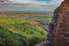 Burg Sankt Ulrich im Elsass