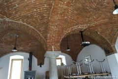 Im wunderschön restaurierten Ziegelgewölbe können private Feiern abgehalten werden. Info bei Fr. Kaindl unter chkaindl@gmx.at