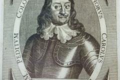 Bildnis des S.C.R.M. Peditvm Colonellvs 1646 Christophorvs Carolvs Fernberg