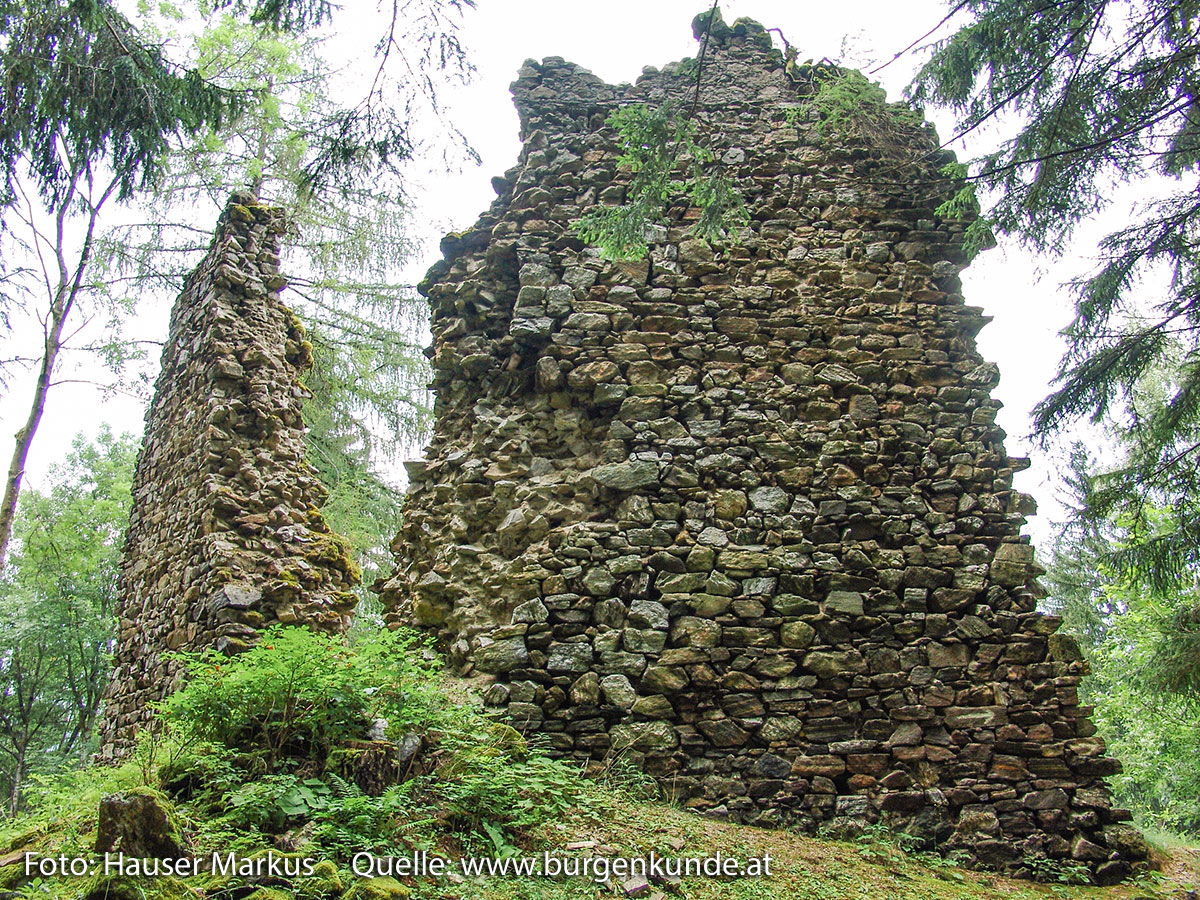 Schlossruine-Reichenfels-Wolfsberg-Kaernten-14