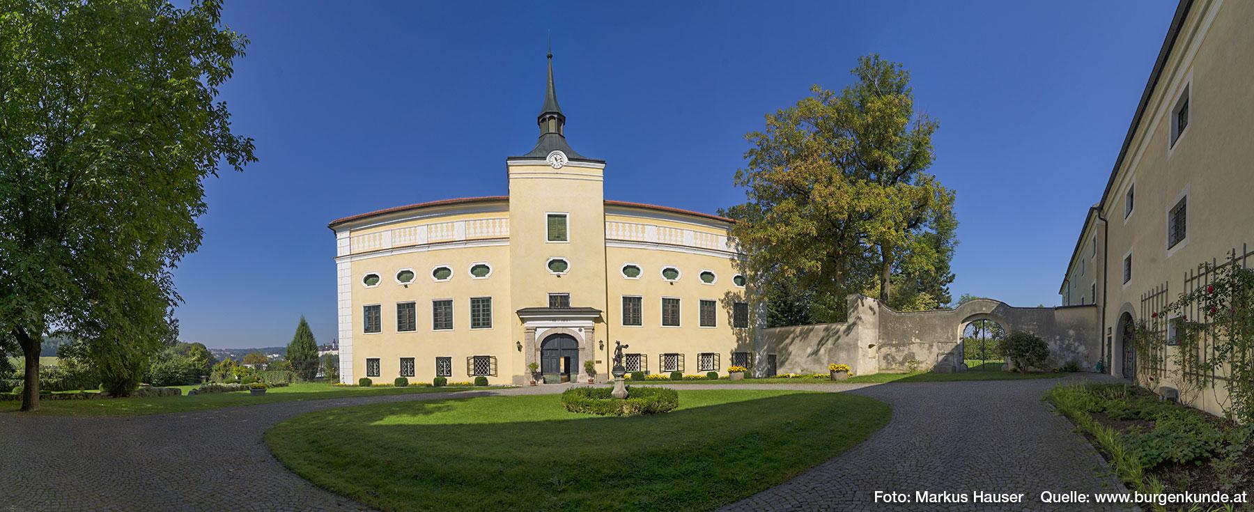 Schloss Kremsegg bei Kremsmünster