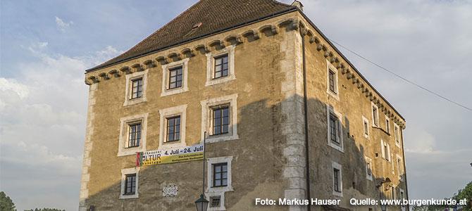 Schloss Pragstein in Mauthausen Oö