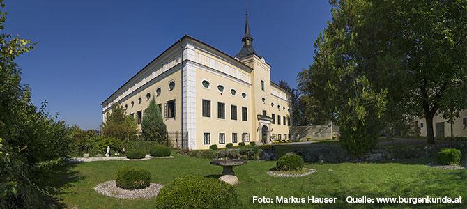 Schloss Kremsegg Oö