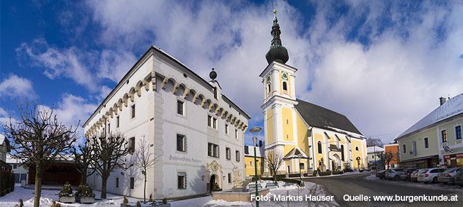 Schloss Hochhaus in Vorchdorf Oö
