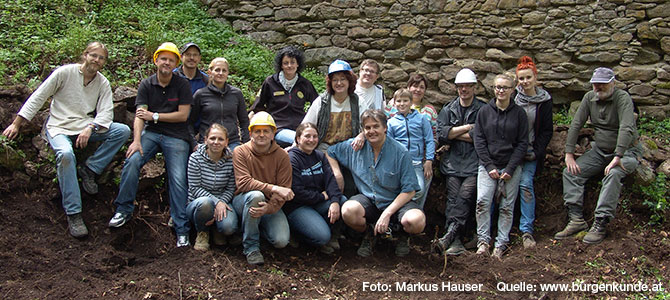 Der Erhaltungsverein Ruine Falkenstein