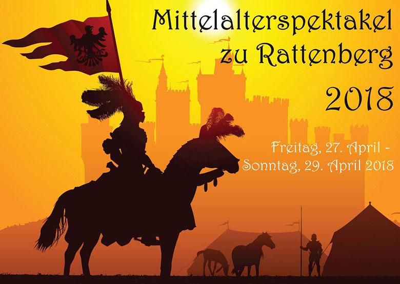Mittelalterspektakel zu Rattenberg / Tirol