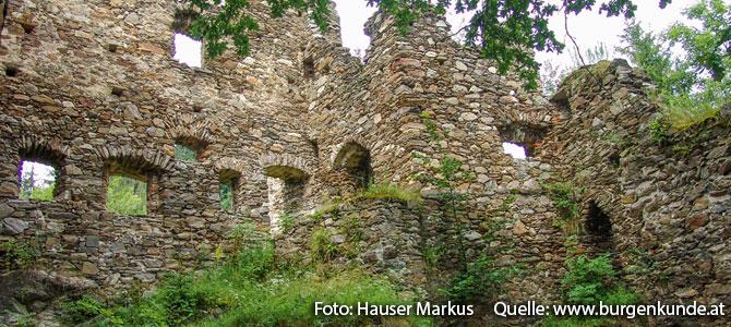 Burgruine Twimberg in Bad St. Leonhard (Kärnten)
