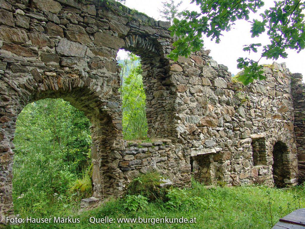 Burgruine Twimberg Bad St Leonhard KärntenBurgruine Twimberg Bad St Leonhard Kärnten